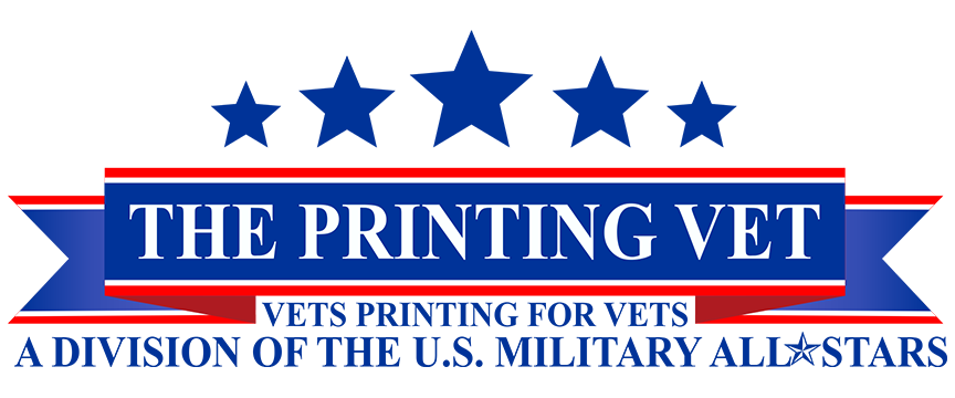 The Printing Vet | Banners of Honor | www.ThePrintingVet.com